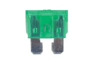 Connect 30421 Auto Blade Fuse 30 Amp-Green Pk 50